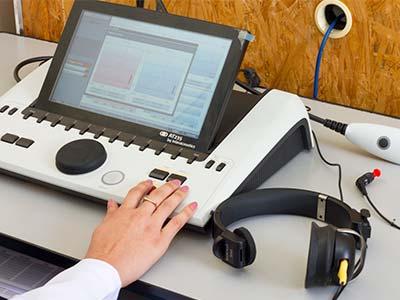 Exames audiológicos